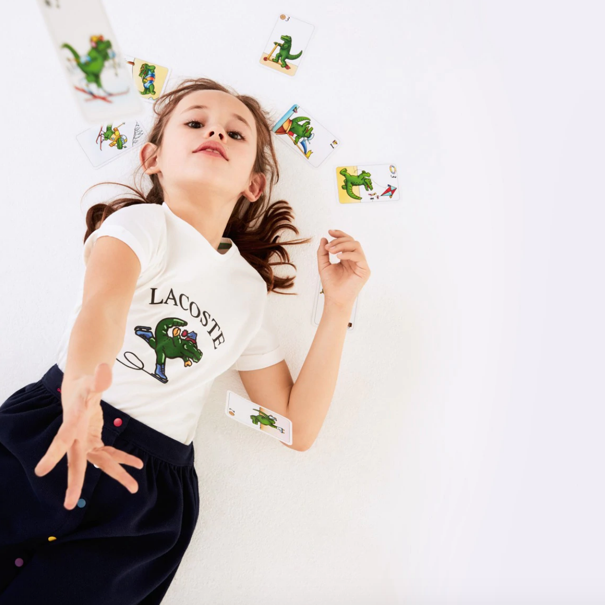 Lacoste Canada: Up to 55% OFF on Kids T-Shirts & Tops