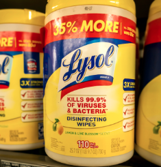 Staples: Disinfectant Wipes, Clorox, Lysol As Low As $5.82