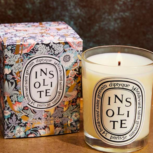 Liberty Londen: New DIPTYQUE Limited Edition Insolite Candle Launched