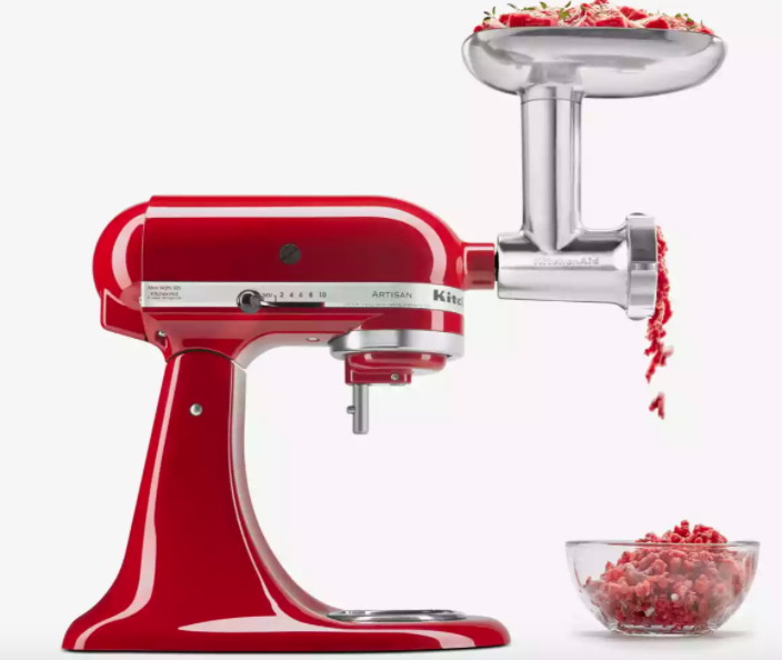 KitchenAid: Save Up to 42% on Select Stand Mixer Attachments!