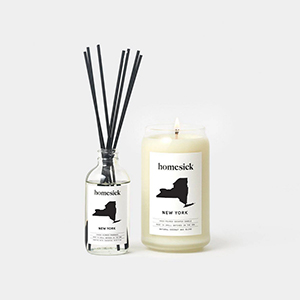 Homesick Candles: Explore Our Reed Diffusers + Enjoy Free Shipping on All Orders