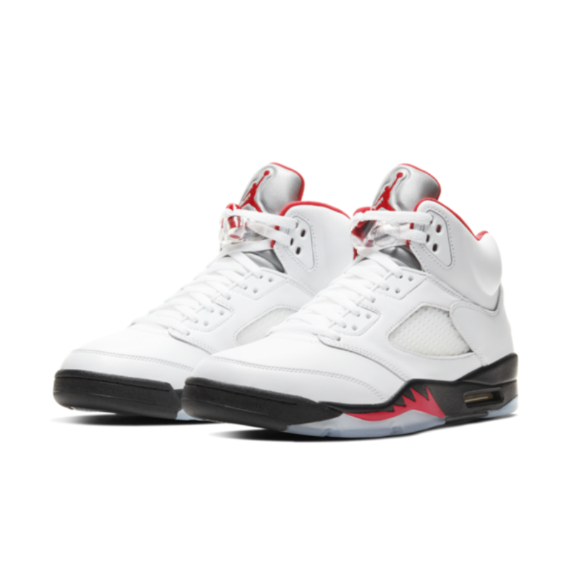 Nike: AIR JORDAN 5 FIRE RED Launching on the 2nd of May!