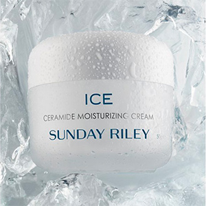 Cult Beauty:Sunday Riley ICE Ceramide Moisturizing Cream launched