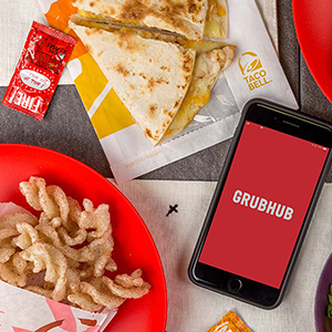 Grubhub: Book Your Online Delivery Now