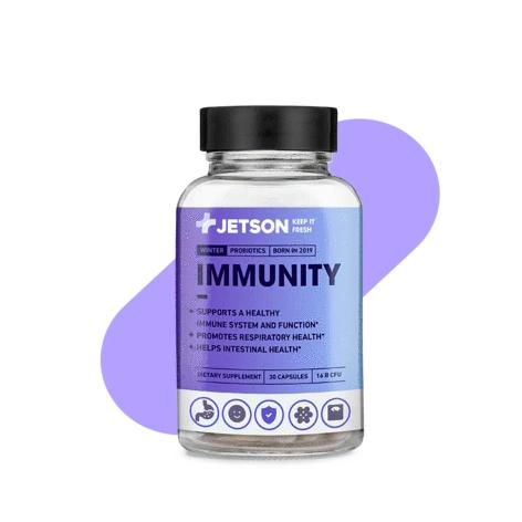 Jetson: 30% OFF an Immunity Seasonal Probiotics