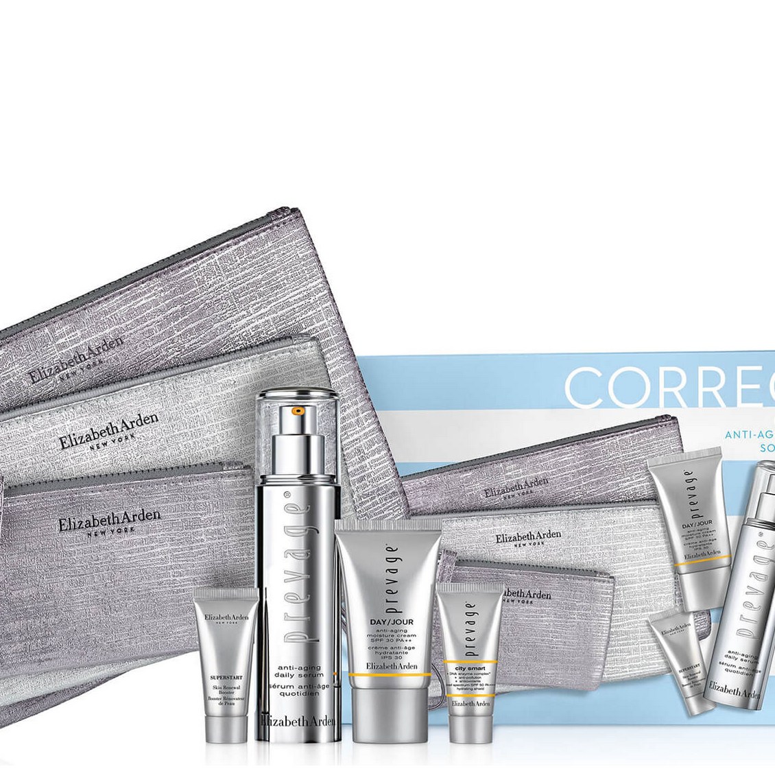 Lookfantastic US: 45% OFF Elizabeth Arden Prevage 4 Piece Daily Serum Set