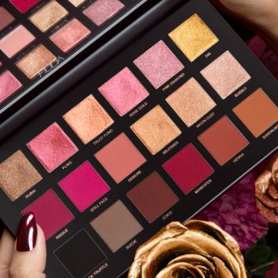 Sephora: Shop HUDA BEAUTY Rose Gold REMASTERED Eyeshadow Palette