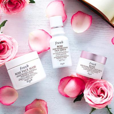 Cult Beauty: FRESH Rose Skincare Value Set Back in Stock