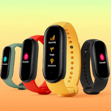 GearBest: 57% OFF Xiaomi Mi Band 5 Smart Wristband