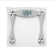 Woot: Taylor Glass Digital Bath Scale With LCD Display