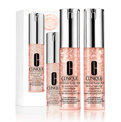 Clinique Canada: Get 2 for 1 Moisture Surge Eye™ 96-Hour Hydro-Filler Concentrates