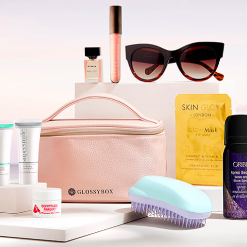 GLOSSYBOX: Subscribe Today and Receive First Box for $16
