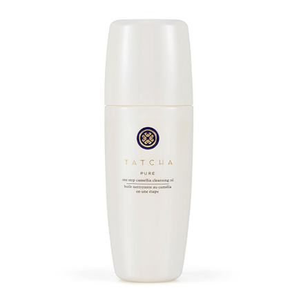 Tatcha: Pure One Step Camellia Cleansing Oil in 300ml for $75