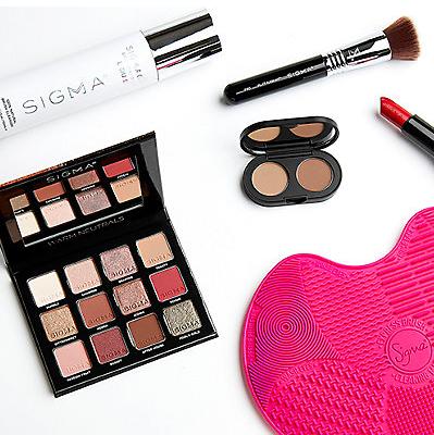 Gilt: 50% OFF Sigma Beauty