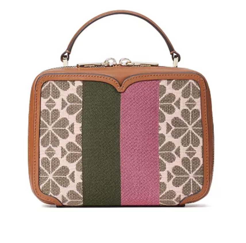 Kate Spade: New Product Launch! Spade Flower Jacquard Collection