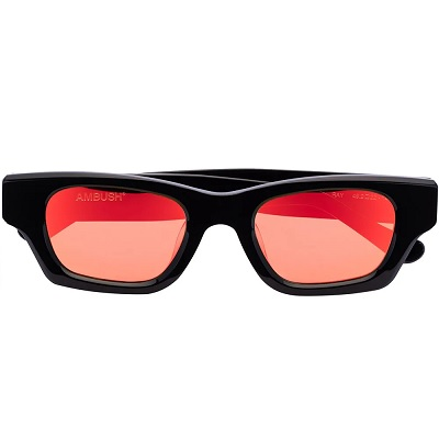 FARFETCH: 70% OFF AMBUSH Rectangular-Frame Sunglasses