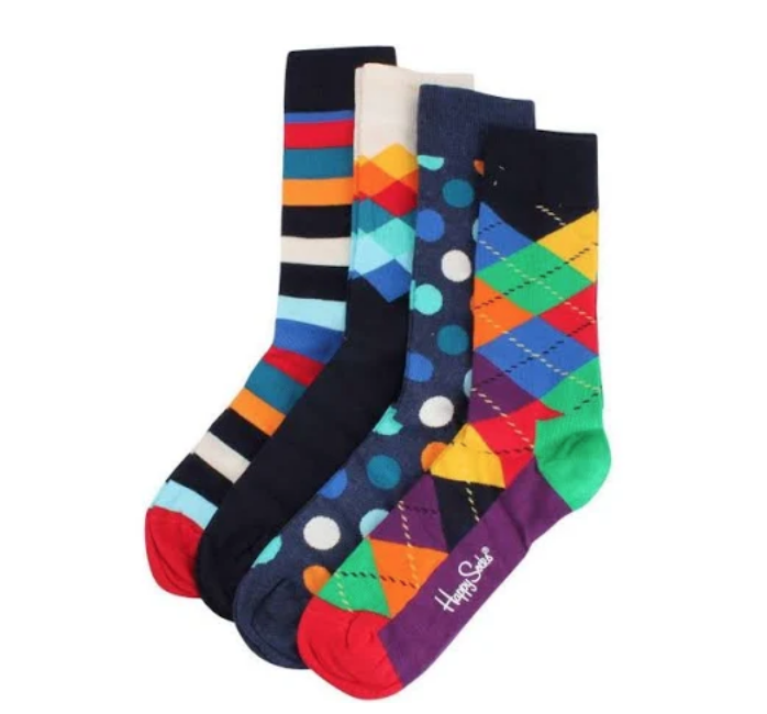 Happy Socks: Up to 15% OFF Your Order