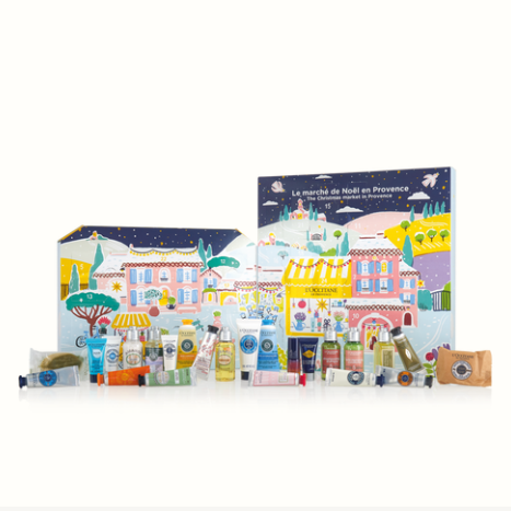 L'Occitane: Up to 50% OFF Our Best-Selling Advent Calendars