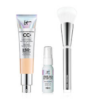 It Cosmetics: Holiday Value Sets Starting at $18 + Free 4 Piece Brush Set on Orders $65+