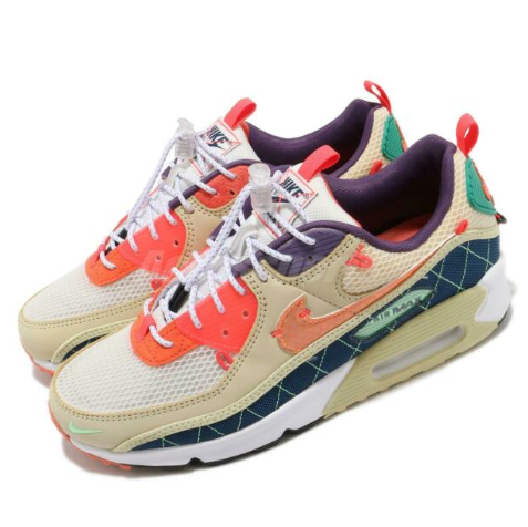eBay: Nike Air Max 90 Trail Vibes Multi ACG Beige Orange Purple Blue Men CZ9078-784 for $164.99