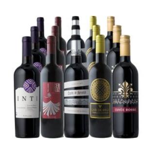 LivingSocial: Up to 81% OFF Award-Winning International Red Wine
