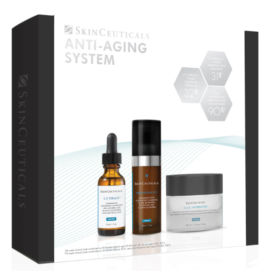 SkinStore.com: SkinCeuticals Anti-Aging Skin Care Routine for $345 (Worth $481)