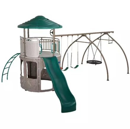 Sam's Club: Lifetime Adventure Tower with Spider Swing