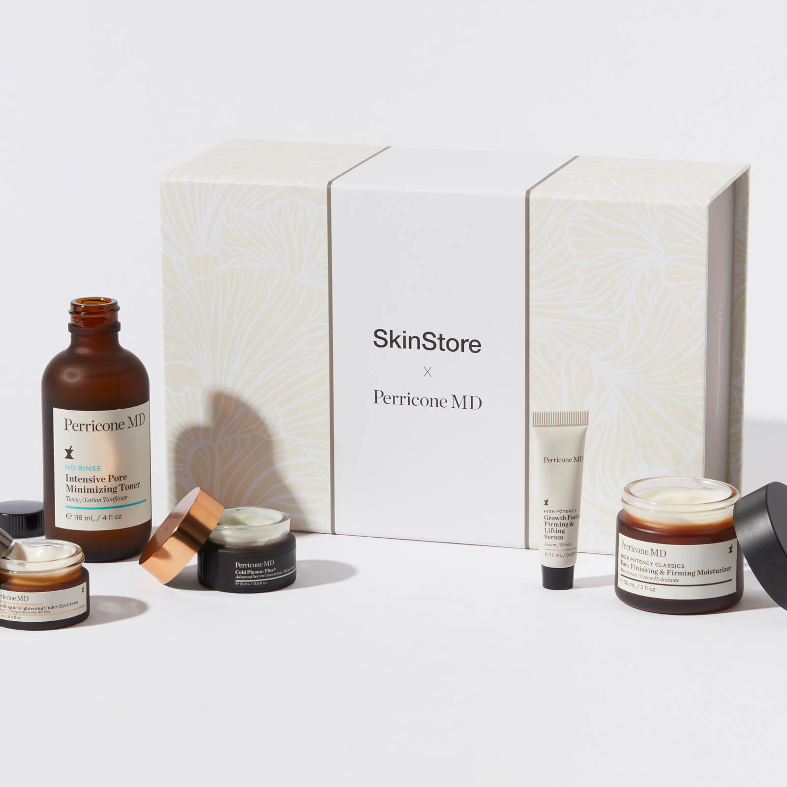 SkinStore.com: SkinStore x Perricone MD Limited Edition Box for $120 (Worth $328)