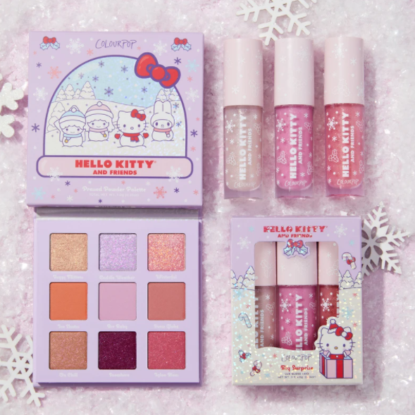 ColourPop: Hello Kitty Collection Launched