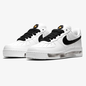 Nike: Nike Air Force 1 Low x PEACEMINUSONE Para-noise for $280
