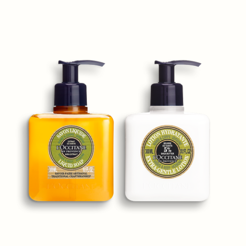L'Occitane: Free 4 Gifts with Purchase