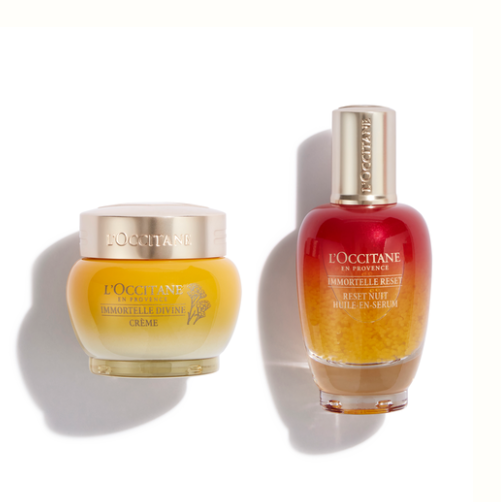 L'Occitane: Happy Lunar New Year with A Special Edition of Our #1 Nighttime Serum