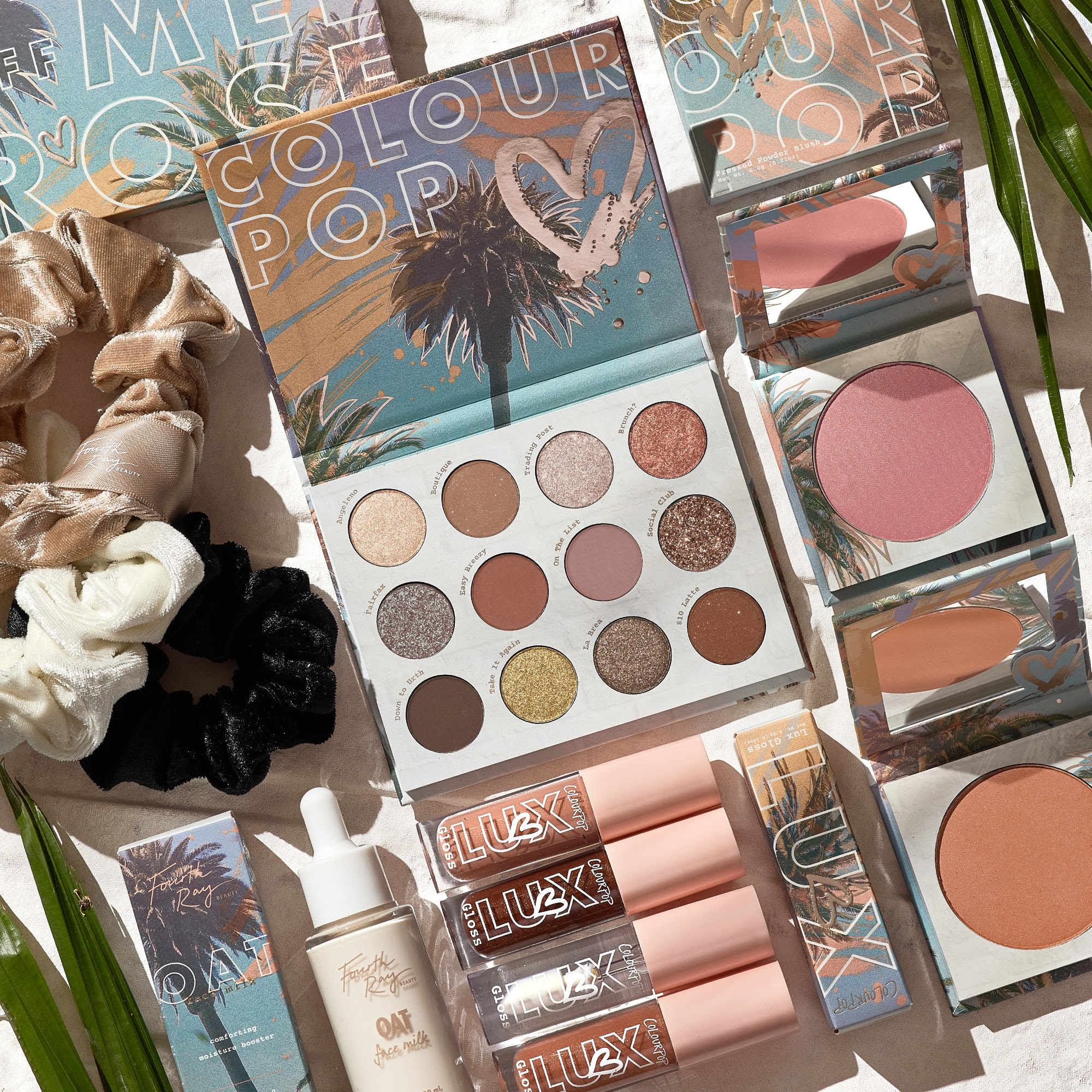 ColourPop: Shop the NEW Melrose Collection