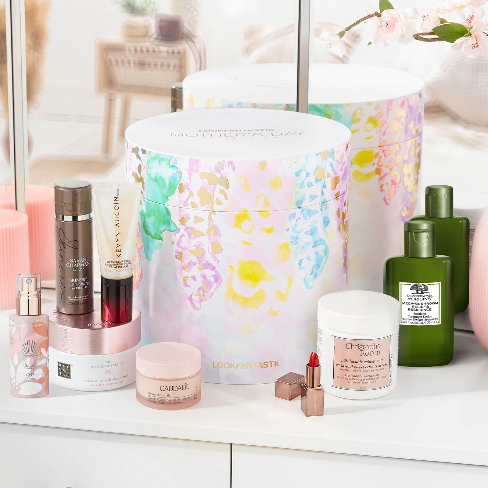 Lookfantastic UK: Mother's Day Collection 2021 (Worth over £216) is Here