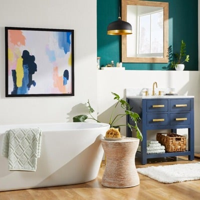 Overstock: Up to 10% OFF Bathroom Makeover