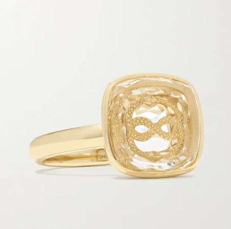NET-A-PORTER US: Fine Jewelry Collection Launched