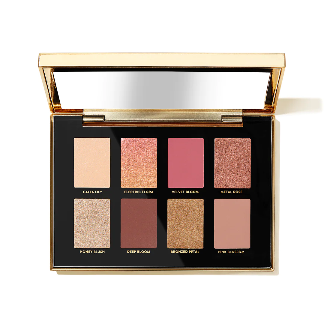Bobbi Brown Cosmetics: Shop New Luxe Metal Rose Eye Shadow Palette