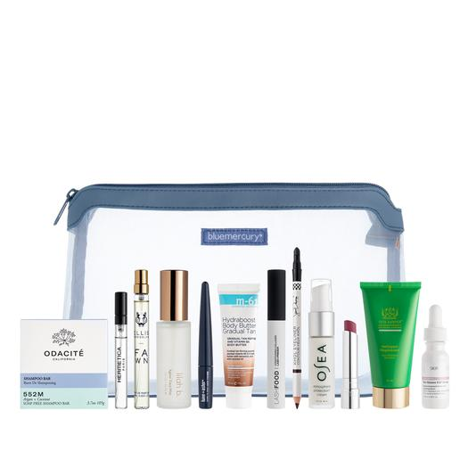 Bluemercury: Free 12-Piece Deluxe Sample Bag with Any $150+ Purchase