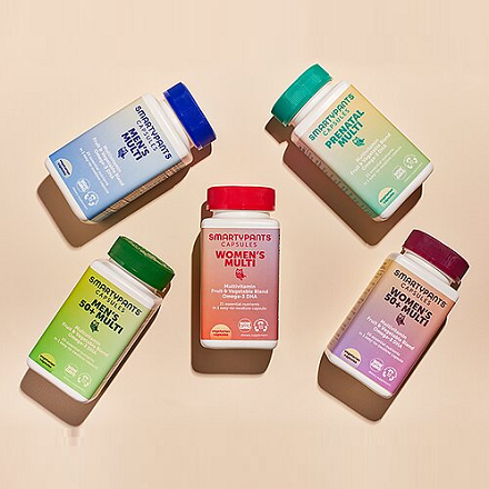 Gilt City: SmartyPants Vitamins 30% OFF Your $50+ Purchase