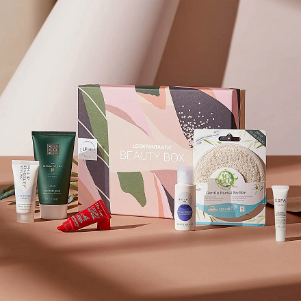 Lookfantastic UK: Subscribe and Get 20% OFF Your First LOOKFANTASTIC Beauty Box
