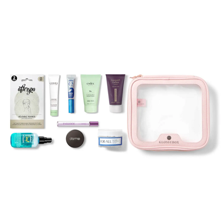 【GCB Exclusive】GLOSSYBOX: Get First Glossybox for Only $10 with Any Subscription