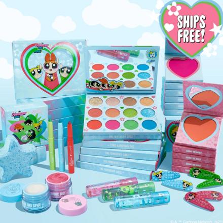 ColourPop: ColourPop x Powerpuff Girls Collection Launched