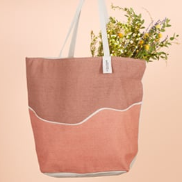 L'occitane: Free Ochre Trail Large Tote Bag with Any $120 Purchase