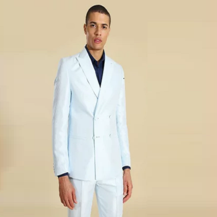 boohooMAN: Extra 10% OFF Suits & Tailoring
