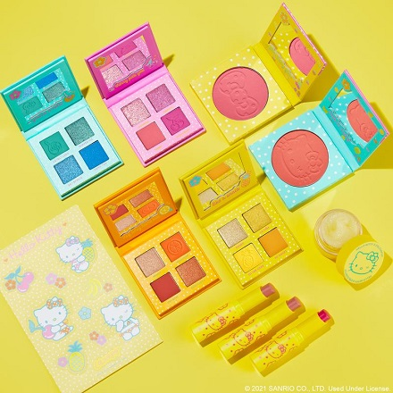 ColourPop: Buy One Hello Kitty Collection Item Get the Second for Free