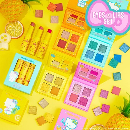 ColourPop: Shop to Win the Hello Kitty Paradise Lip & Eye Set